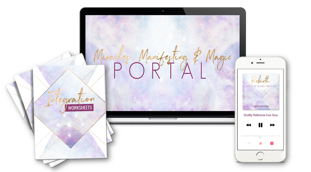 Miracles, Manifesting & Magic Portal