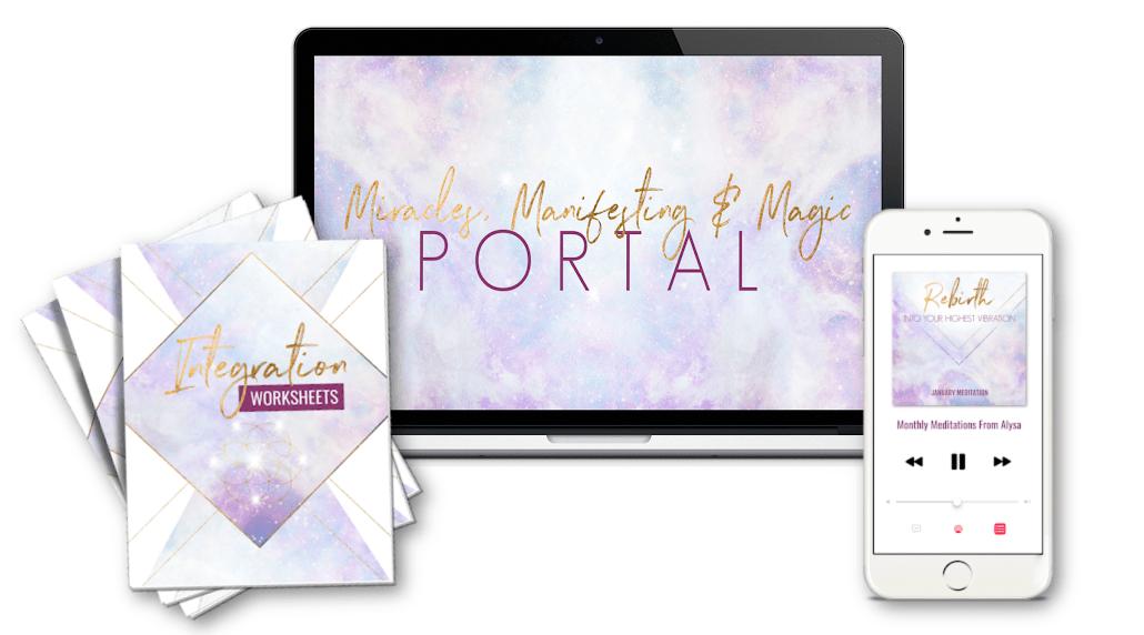 Miracles, Manifesting & Magic Portal