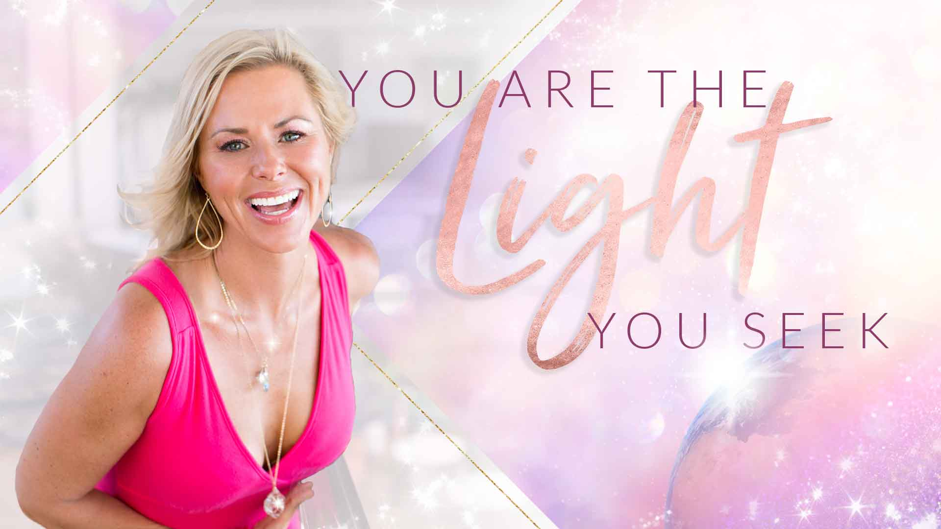 You Are The Light You Seek